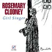 Girl Singer Rosemary Clooney CD vocal Concord Jazz big band Autumn in New York