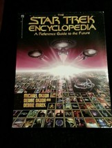 The Star Trek Encyclopedia A Reference Guide to the Future  - $12.99