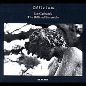 Officium Jan Garbarek Hilliard Ensemble CD w/ booklet slipcase jazz choral ECM