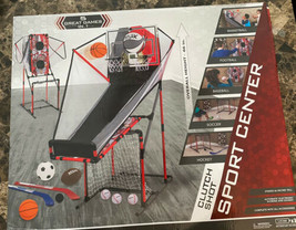 NEW Majik 5-in-1 Electronic Arcade Sport Center Game System - $118.80