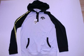 "Youth Iowa Hawkeyes XL NWT ""Herky"" Athletic Hooded Pullover Jacket Authe... - $26.17"