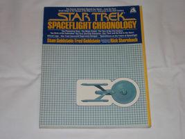 Star Trek Spaceflight Chronology, 1st Edition  - $27.99
