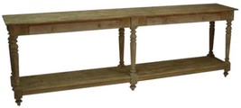 Console The Hague Pine Plywood Elm Wood New ZT-1227 Free - $5,099.00