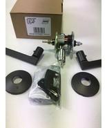 Schlage FC21-LAT-716-KIN Custom Latitude/Kinsler Aged Bronze Universal C... - $34.88