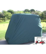 "Golf Cart Cover 4 Seater roof up to 80""L Green, fits EZGO, Club Car and ... - $82.23"