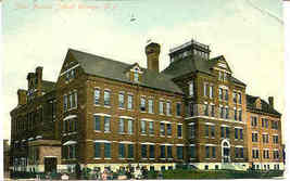 Oswego State Normal School Vintage 1909 Post Card  - $4.00