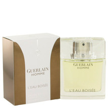 Guerlain Homme L'eau Boisee by Guerlain Eau De Toilette Spray for Men - $52.99