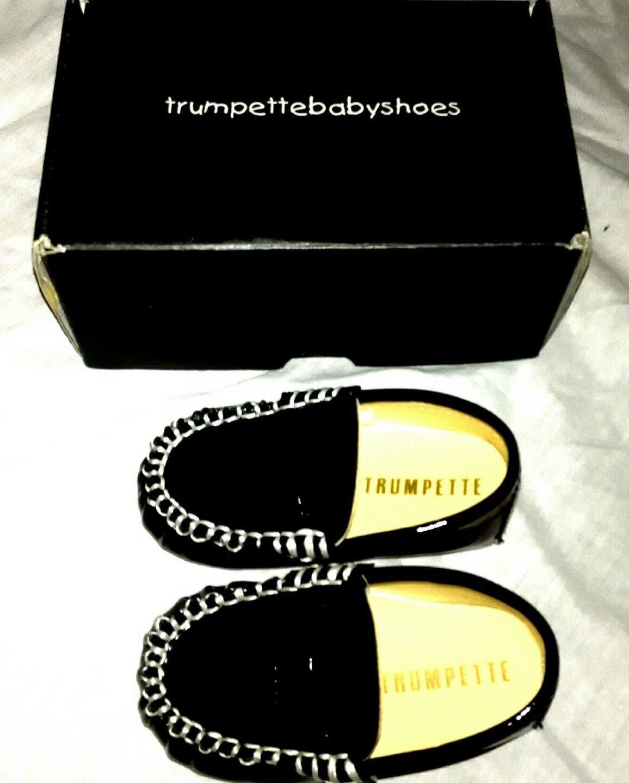 dcdd54f1f7ea NIB Infant   Toddler Boys Trumpette Black and similar items