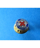 CANADA RED CROSS BLOOD DONOR Lapel Pin Tie Tac Pin Hat Pin Souvenir Coll... - $4.95