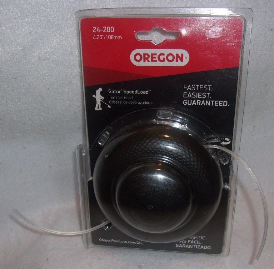 Oregon 55-403 Aluminum 2 Line Universal Trimmer Head