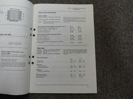 1980 Volvo Modelle Kraftstoff Motoren Wartung Service Shop Manuell Fabrik OEM image 8