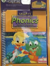 LeapPad Leap 1 Phonics A Day at Moss Lake Lesson 3 New Sealed Home School - $19.82