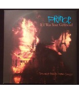 Prince If I Was Your Girlfriend 12 inch Maxi Single LP - $20.00