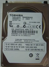 "New Toshiba - MK8026GAX HDD2K11 80GB 2.5"" IDE Drive Free US Ship Our Dri... - $39.85"