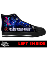 Cool! Hip-Hop (Inner Circle) ICP Juggalo Canvas Shoes  - $57.99+