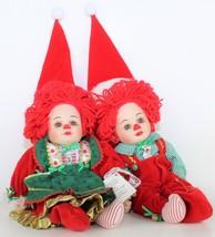 Marie Osmond LE 15000 Twins Series Jingles & Belle - $99.00