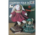Kappie originals country folk dolls to crochet thumb155 crop