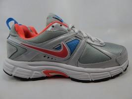 Nike Dart 9 Girl's Youth Shoes Size US 5 M (5 Y) EU 37.5 Gray 443393-007
