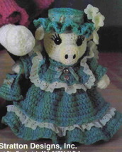Kappie originals country folk dolls to crochet 2 thumb200