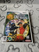 Wii Game - The Legend of the Dragon Nintendo Wii, 2007 GC FAST DISPATCH - $2.45