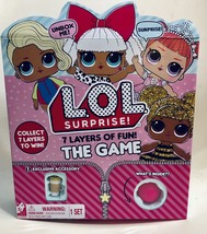 NEW: LOL Surprise Doll 7 Layers Of Fun The Game L.O.L. Collectible - $15.19