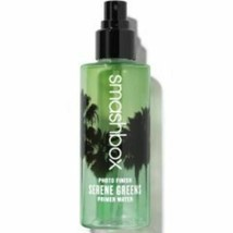 SMASHBOX PHOTO FINISH SERENE GREENS PRIMER WATER NEW - $9.89