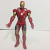 Marvel The Avengers Iron Man Talking Action Figure Hasbro 10in Tested Works - $15.99