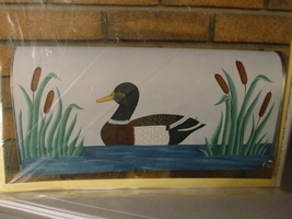 Pattern to make Painted Canvas Mailbox Cover - Duck - $4.00