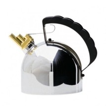 Water Kettle With Steel Bottom by Alessi - Kitchen & Dining 'na (Alessi) - €288,89 EUR
