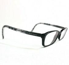 Burberry B2073 3164 Eyeglasses Frames Black Gray Nova Check Rectangular 135 - $65.44