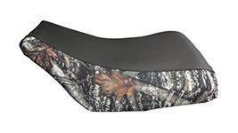 Honda Foreman 500 Seat Cover Camo And Black Color Year 2001 To 2004 - $32.54