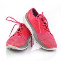 Under Armour Speedform Apollo 2 Pink Running Shoes Womens 6.5 SN 1266241-962 - $29.59