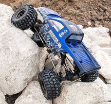 REDCAT RACING EVEREST-10 1/10 SCALE ROCK CRAWLER ELECTRIC RC CAR 2.4GHz ... - $20.49