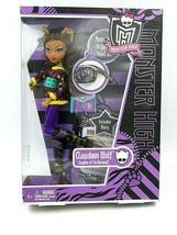 "Monster High Figure Doll Clawdeen Wolf School's Out Line 2011 10.5"" - Ne... - $138.55"