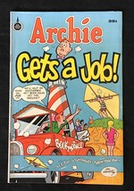 Archie Gets a Job Spire Christian Comics VF 1977 - $9.46
