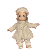 Precious Moments Vintage 2003 Baby Doll White Clothes - $24.75