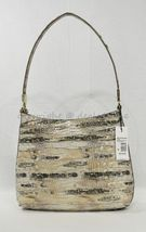 NWT Brahmin Farrah Leather Tote / Shoulder Bag in Sandalwood Melbourne image 3