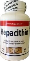 HEPACITHIN - Purifica Higado, Detoxificacion Hepato-Renal - Somos Natura 60 Tabs - $29.92