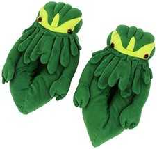 Toy Vault TYV12021 Cthulhu Claw Slippers Plush Toy - $49.49