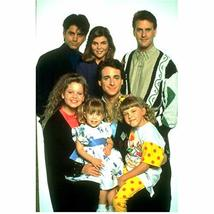 Full House cast together as Tanner family 8 x 10 Inch Photo - $7.95
