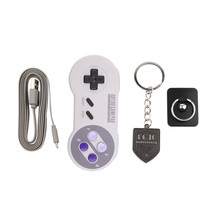 New 8Bitdo SNES30 Bluetooth Wireless Controller Gamepad For IOS Android - $40.19