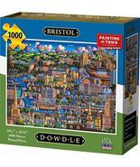 Dowdle Jigsaw Puzzle - Bristol - 1000 Piece - $24.90