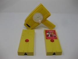 Vintage Fisher Price 1985 Movie Viewer and 2 Cartridges Sylvester & Tweety - $29.99