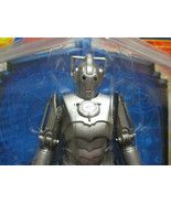 Doctor Who Cyberman Action Figure Classic Sci Fi Dr TV Tie In NEW 2004 - $33.19