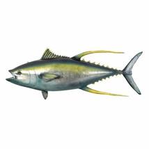 HUGE Fisherman Wall Trophy Replica Ocean Deep Water Game Fish Sculpture NEW - $549.33
