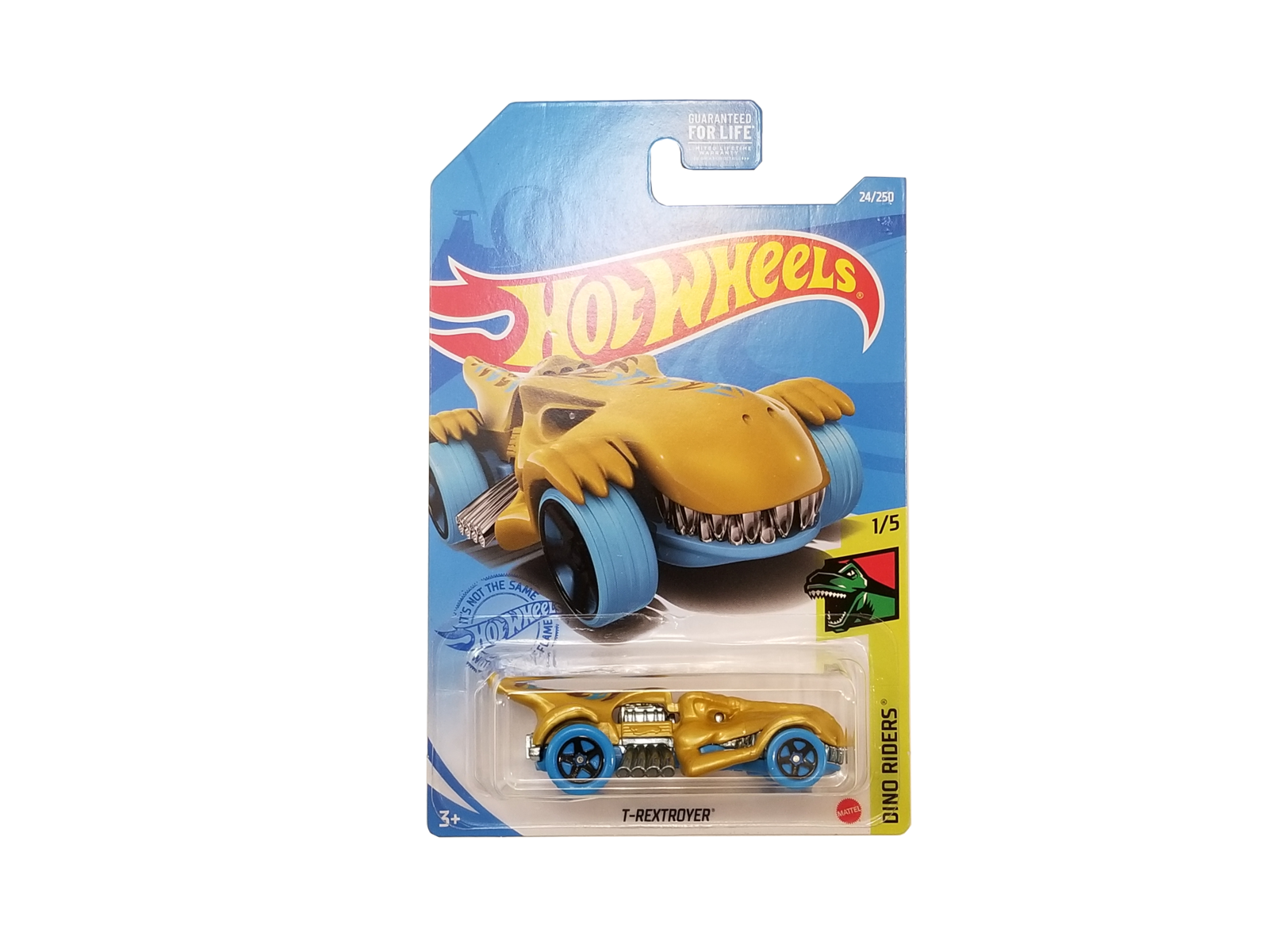 Hot wheels t rextroyer gry60 m9c0a