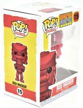 Funko Pop! Retro Toys Rock'em Sock'em Robot Red Rocker #15 Vinyl Figure image 5