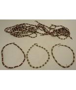 Strung Beads Qty 18 - $23.44