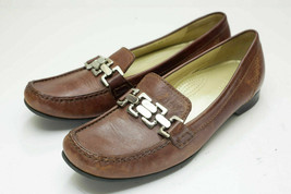 Cole Haan 9.5 Narrow Brown Loafers Women's Shoes - $46.00