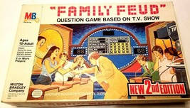 "1978 Board Game Of Family Feud  ""New 2nd Edition"". In Good Shape Has All parts - $25.24"